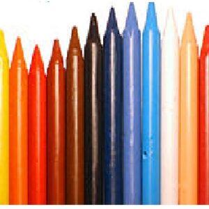 Wax Crayon تلوين شمع