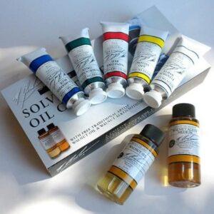 Oil Paint تلوين زيت